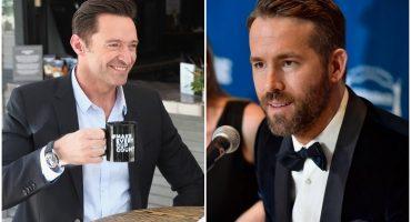 Ryan Reynolds vs Hugh Jackman: La batalla de internet continúa