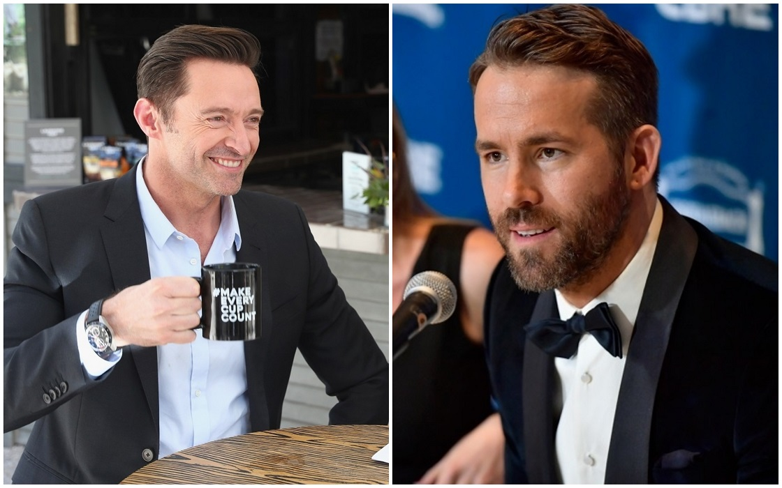 Ryan Reynolds vs Hugh Jackman