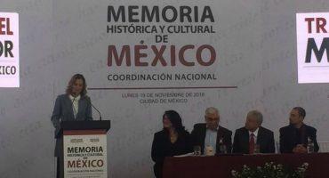 Beatriz Gutiérrez Müller presidirá consejo para Memoria Histórica de México