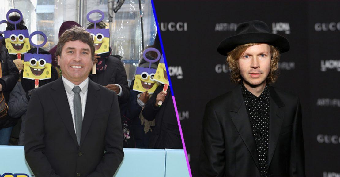 ¿Qué tienen en común Beck y el creador de Bob Esponja, Stephen Hillenburg?