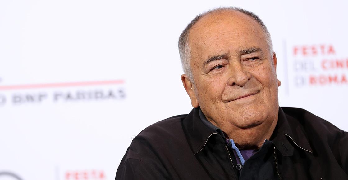 Muere a los 77 años director de cine italiano Bernardo Bertolucci