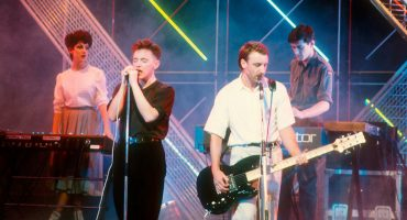 Así fue la primera vez que New Order tocó