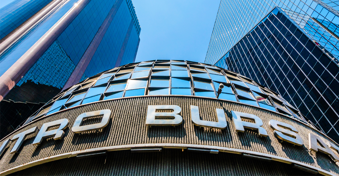 ¡La mala racha sigue! La Bolsa Mexicana de Valores reporta su nivel más bajo desde 2014
