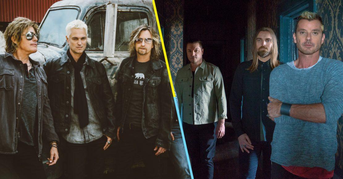 ¡Stone Temple Pilots y Bush darán un concierto en la CDMX!