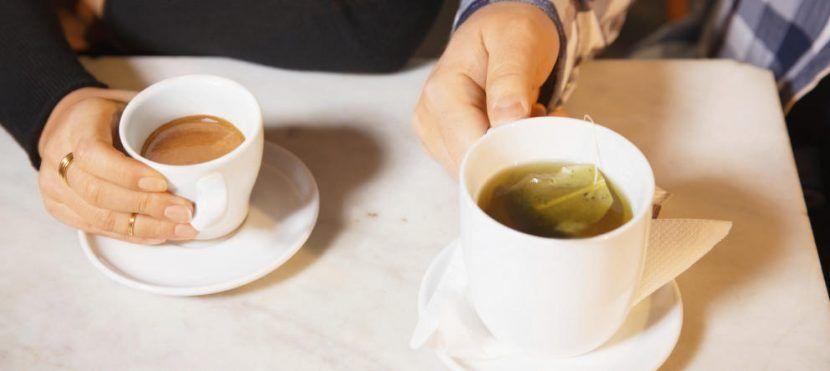 ¿Prefieres café o té? La respuesta no está en el gusto sino en tus genes
