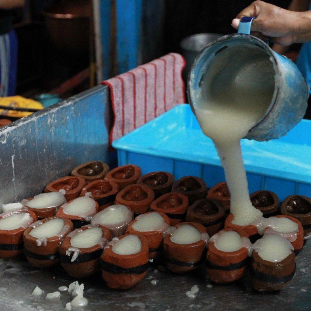 Y a todo esto, ¿de qué están hechas las calaveritas de azúcar?