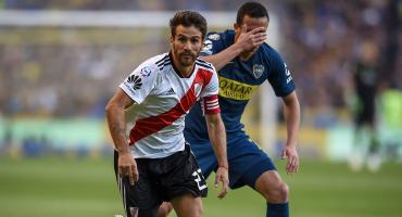 El capitán de River y sus problemas legales para jugar la Final de la Libertadores en España
