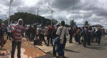 Caravana Migrante viene de Veracruz a la CDMX; alistan albergues para recibirlos