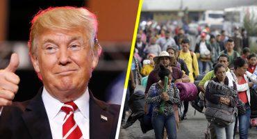 NBC, Fox y Facebook suspenden spot de Trump que relaciona a homicida mexicano con caravana migrante