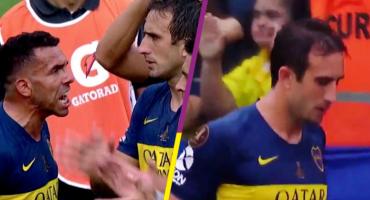 ¿Qué le gritaba Carlos Tevez a dos ex jugadores de la Liga MX en la Final de la Copa Libertadores?