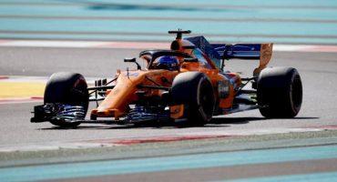 El GP de Abu Dabi, la última vuelta de Fernando Alonso