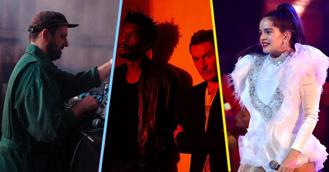 ¡Massive Attack, Rosalía, Modeselektor y más en Ceremonia 2019!