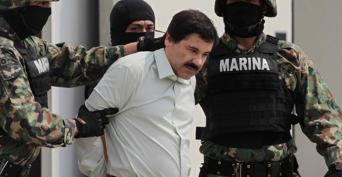 """5 cosas que tienes que saber sobre el juicio de Joaquín """"el Chapo"""" Guzmán en Nueva York"""