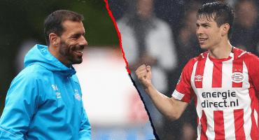 Van Nistelrooy le pidió al Chucky que fiche