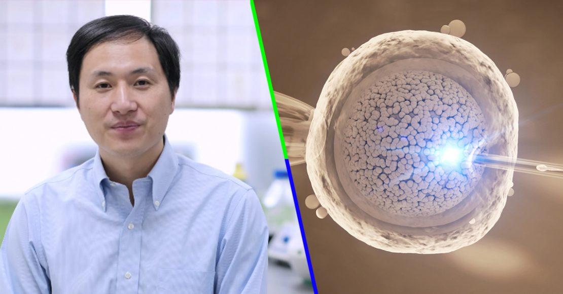 0363031c5 What ! Científico chino asegura haber creado bebés resistentes al VIH