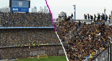 Gobierno de Argentina clausura La Bombonera de Boca por sobrecupo