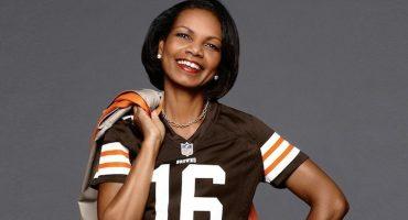 Cleveland Browns podrían tener la primera entrenadora en la historia de la NFL: Condoleezza Rice