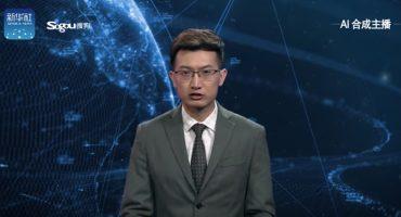 China tiene nuevos conductores de televisión y son... ¿digitales?