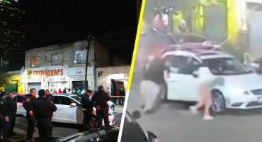 En Miguel Hidalgo CDMX, disparan a conductor y arrolla a 8 personas