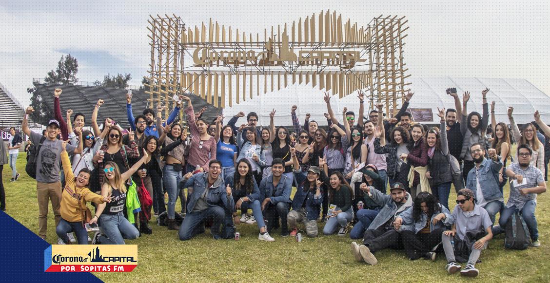 ¡Revive lo mejor del Corona Capital 2018 en 90 segundos!
