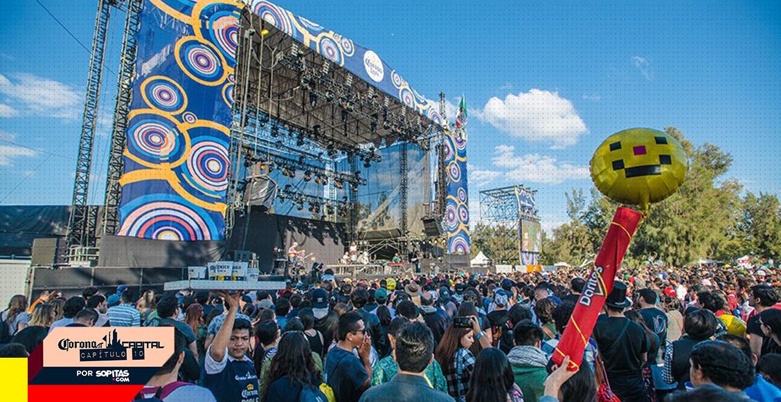 Hablemos de la importancia del Corona Capital en México