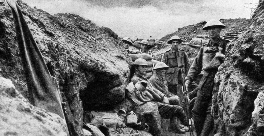 11 Cosas Que Probablemente No Sabías Sobre La Primera Guerra Mundial