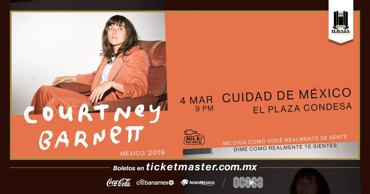 ¡Coutney Barnett regresa a México para un show en El Plaza Condesa!