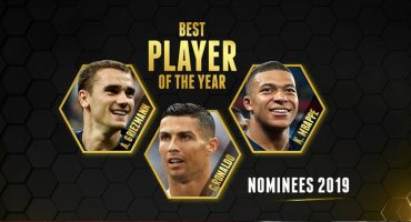Aquí todos los nominados: Cristiano, Griezmann y Mbappé lideran los Globe Soccer Awards