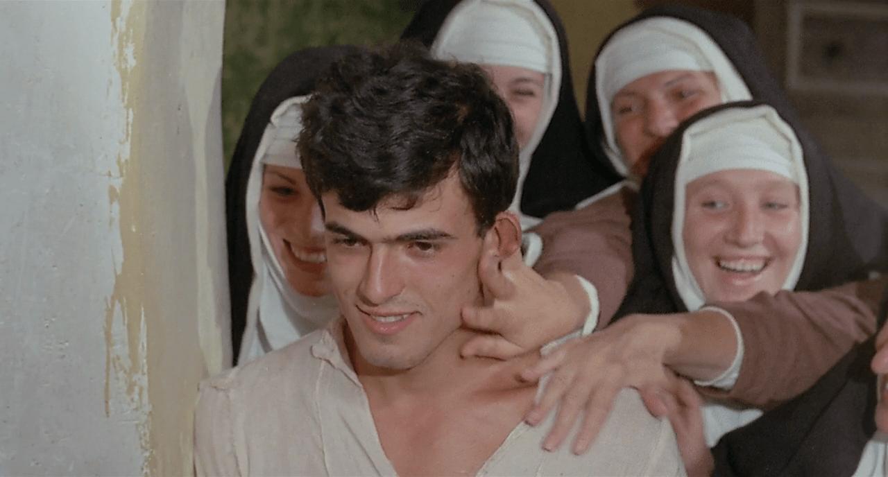 CuadroXCuadro: 'El Decamerón' de Pasolini y la adaptación poética de Boccaccio