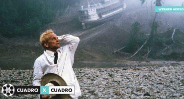 CuadroXCuadro: 'Fitzcarraldo' y la conquista inútil de la Naturaleza