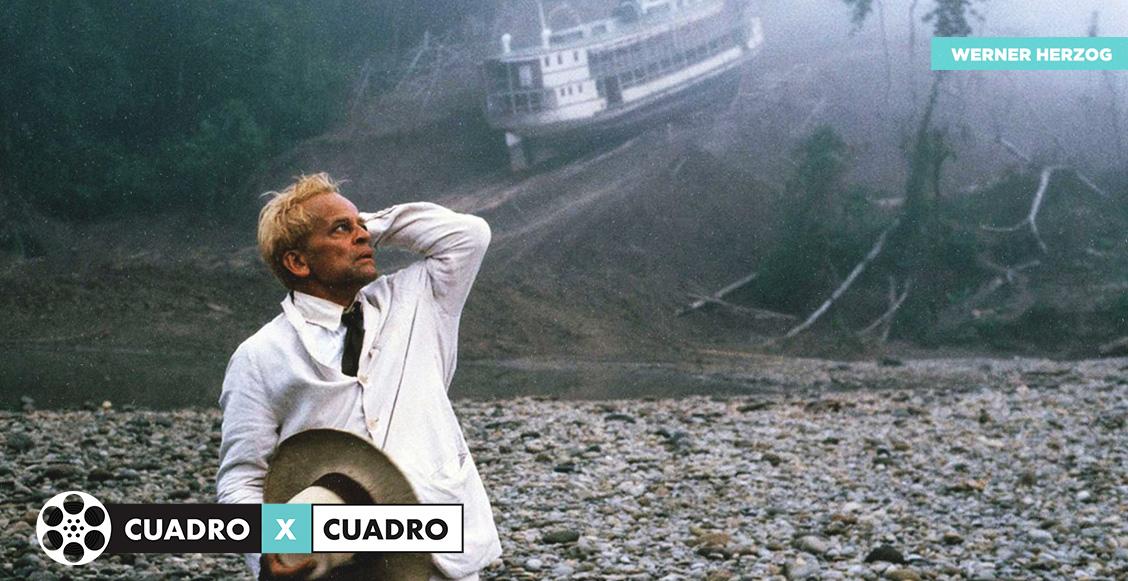 CuadroXCuadro: 'Fitzcarraldo'