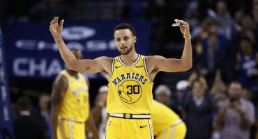 Curry se perderá cinco partidos más con los Warriors por lesión 😱
