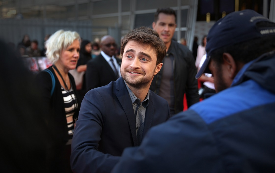 Daniel Radcliffe se rehúsa a ver Harry Potter and the Cursed Child