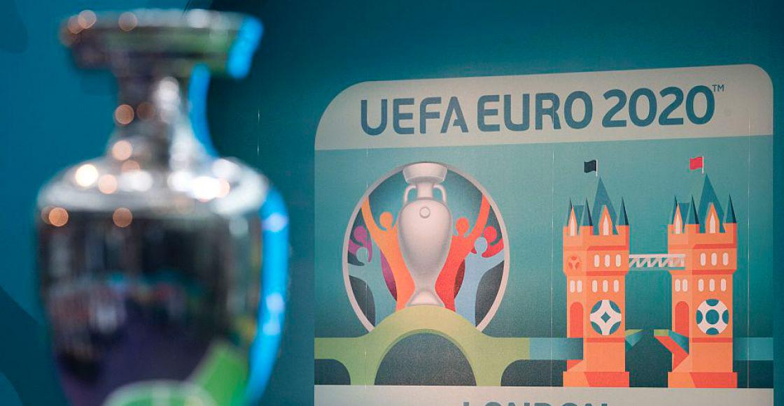 ¡Fiesta europea! Quedaron definidos los bombos rumbo a la Eurocopa 2020