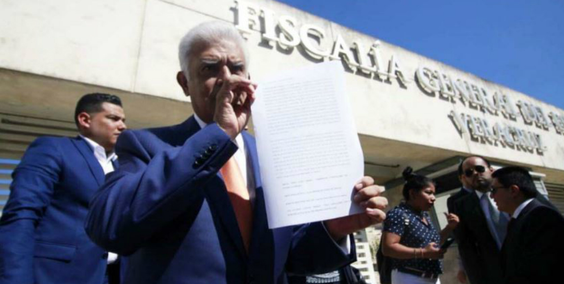 ¡Tsss! Denunciaron por tortura al gobernador de Veracruz, Yunes Linares