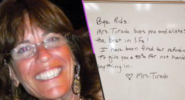 Mundo al revés: Despiden a una maestra por reprobar con cero a sus estudiantes