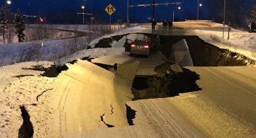 En imágenes: Sismo de magnitud 7 desata alerta de tsunami en Alaska