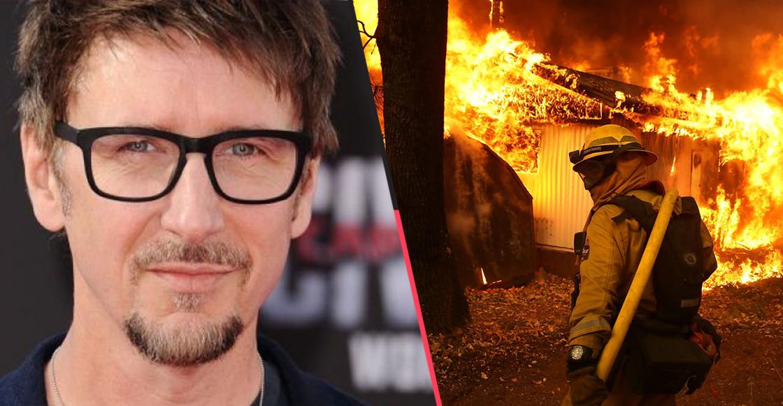 ¡Ouch! El director de 'Dr. Strange' también perdió su casa por el incendio en California