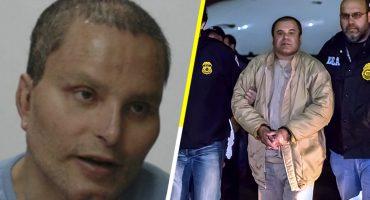 ¡Va uno más! El Chupeta, capo colombiano, testificó en contra del Chapo en Nueva York