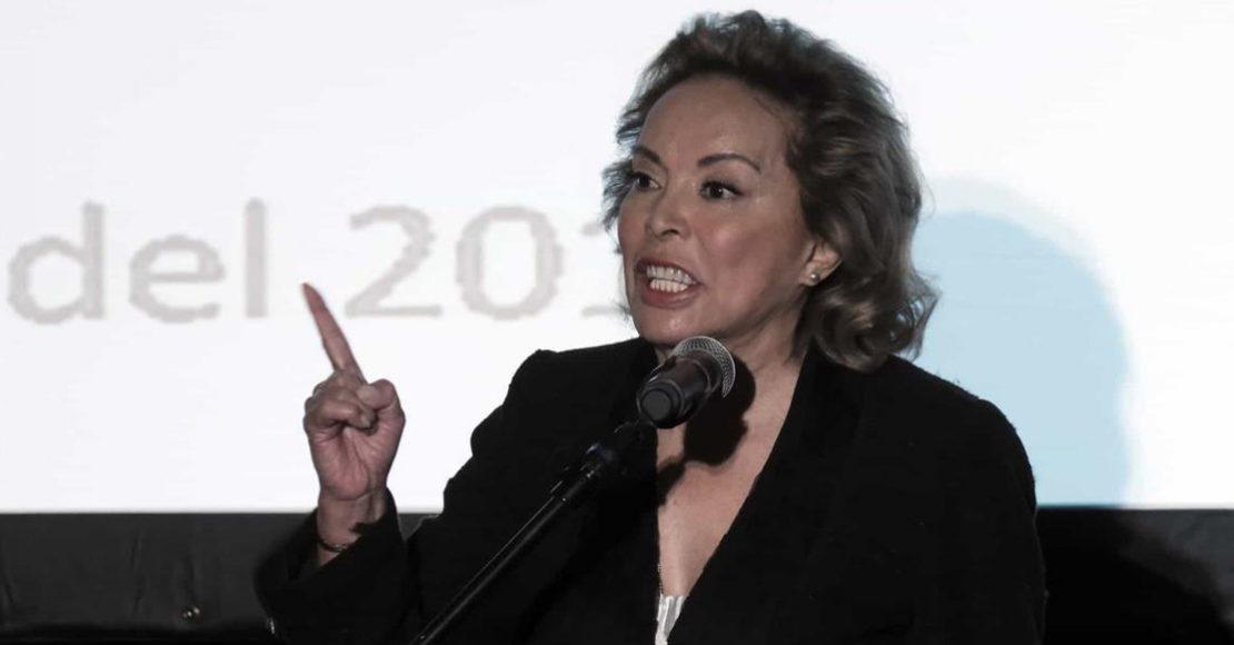 """¡La maestra 2.0! """"Vamos unidos y sin miedo por el SNTE"""", afirma Elba Esther Gordillo"""