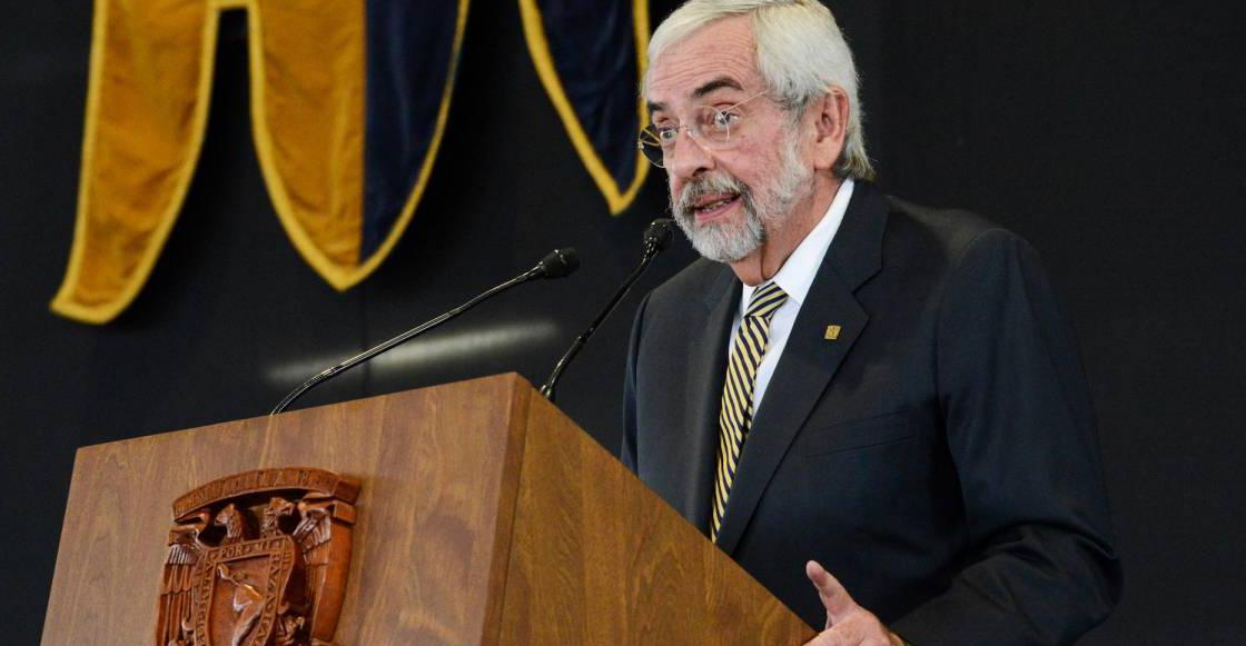 """UNAM pide a AMLO un """"significativo aumento"""" para el presupuesto 2019"""