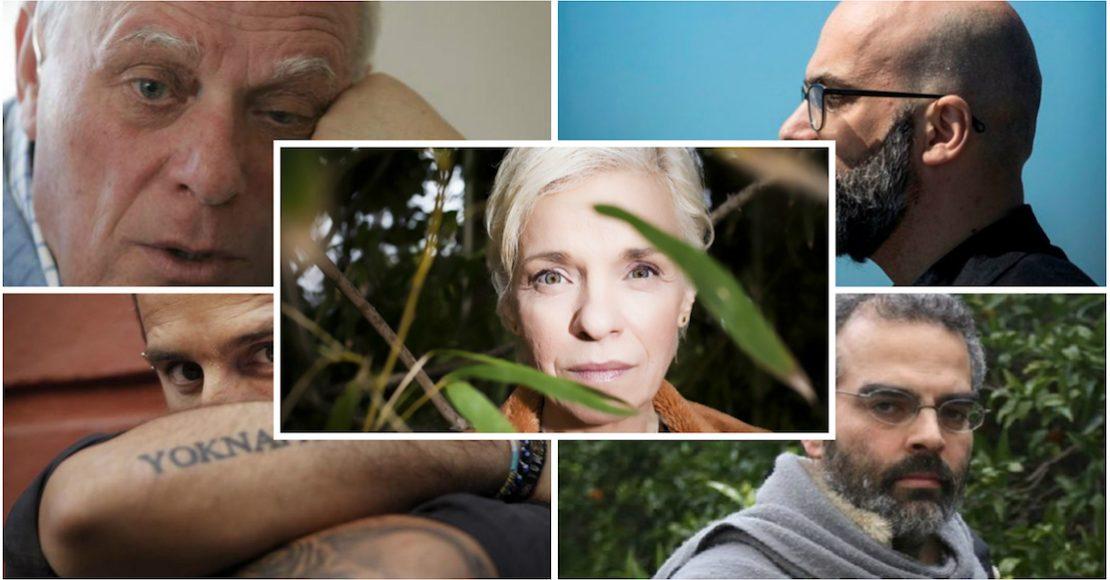 FIL 2018, escritores portugueses