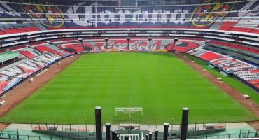 La cancha del Azteca recibe aprobación de la Liga MX para los juegos de Liguilla