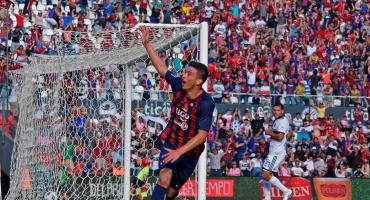 Niño de 14 años marcó un histórico gol en el Clásico de Paraguay para Cerro Porteño