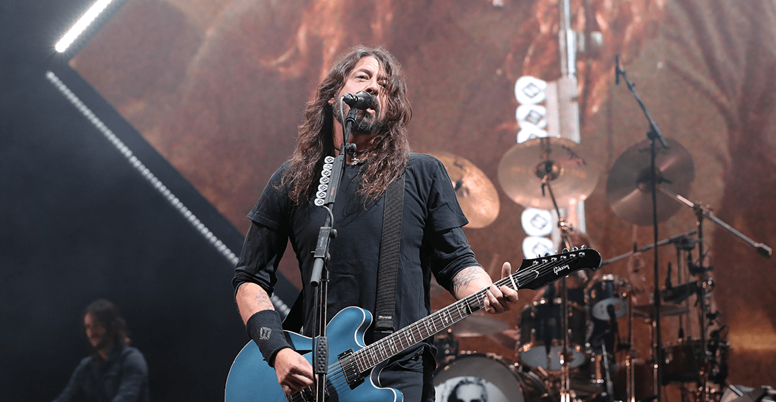 Foo Fighters darán concierto en el Super Saturday Night, previo al Super Bowl