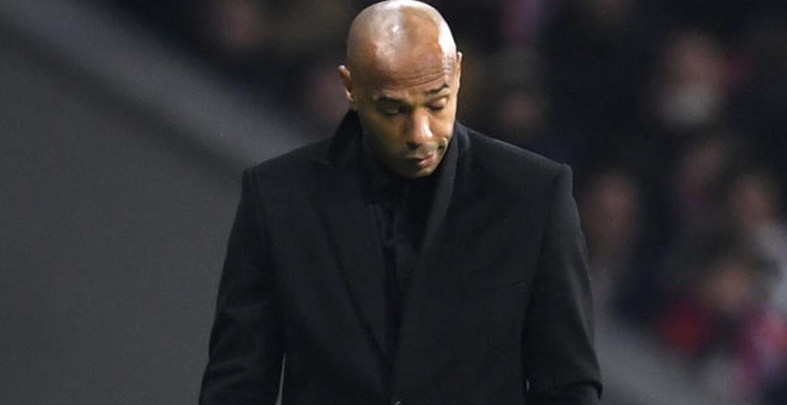 Primer gran fracaso de Thierry Henry con el Mónaco: Sin Europa ni Champions League