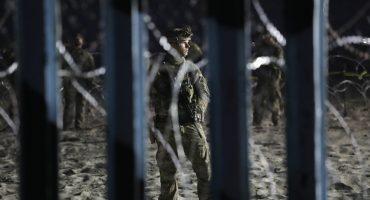 Secretaria de Seguridad de EU afirma que ningún migrante entrará ilegalmente