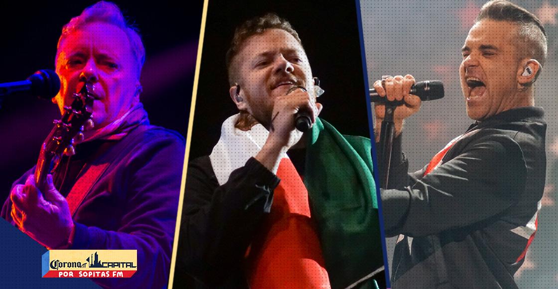¿Te perdiste del Corona Capital 2018? ¡Acá las mejores fotos de las bandas!
