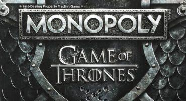 El nuevo Monopoly de Game of Thrones tocará el tema de la serie mientras juegas