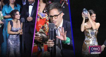 La Casa de Papel, Aquí en la Tierra y ZAMA: ellos fueron los ganadores de los Premios Fénix 2018